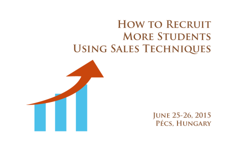 How to Recruit More Students Using Sales Techniques