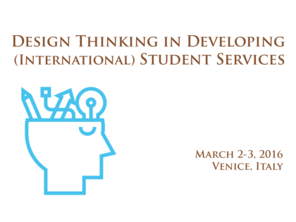 Design Thinking in Developing (International) Student Services